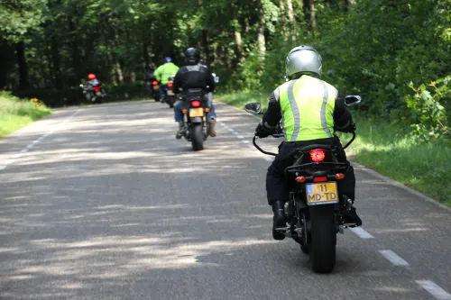 Motorrijbewijspoint Sittard-Geleen motor lesplan