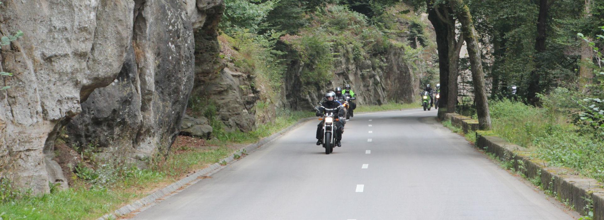 Motorrijbewijspoint Sittard-Geleen motorexamens AVB en AVD