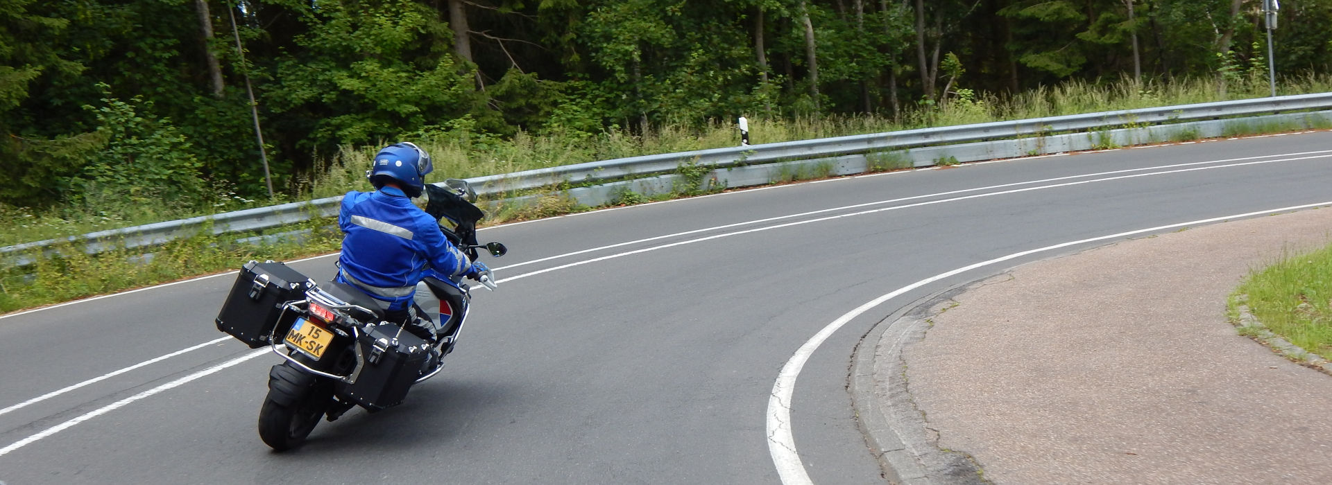 Motorrijbewijspoint Sittard-Geleen motorrijlesplan