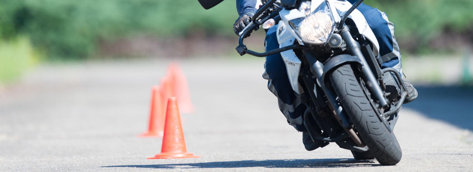 Motorrijbewijspoint Sittard-Geleen motor rijvaardigheid